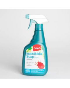 Insecticide Soap RTU Houseplants 550ml Safers