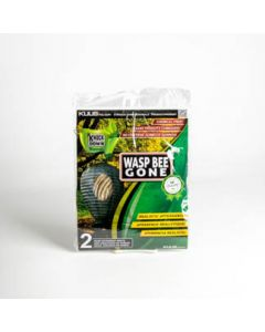 Wasp Nest Artificial Wasp Bee Gone 2 Piece