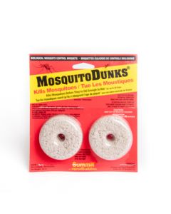 Insecticide Mosquito Dunks 2pk